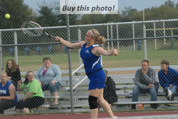 B-B-E girls' tennis vs. LP-GE/USA