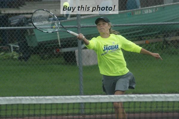 BBE girls tennis v. BKMS 08-25