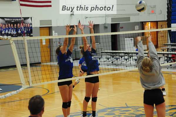BBE volleyball gears up for state 11-05