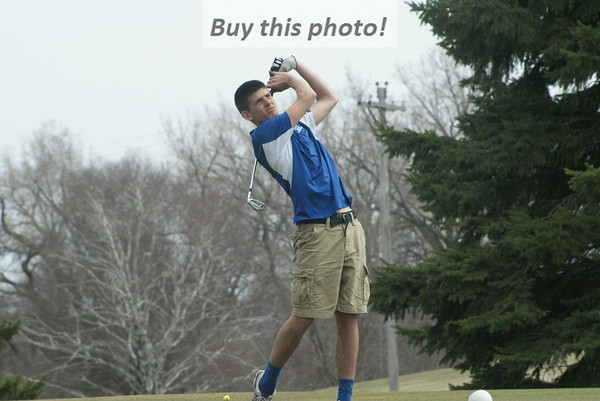 BBE boys' golf at Minnewaska