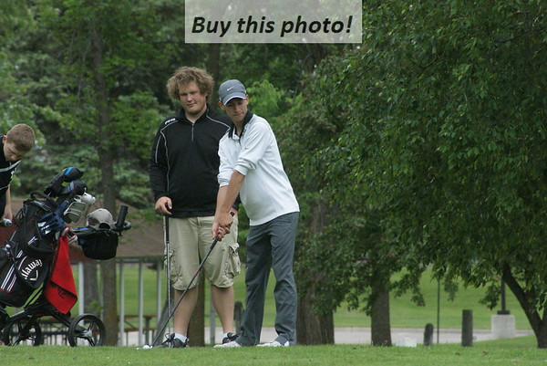 BBE golf: Section 5A finals