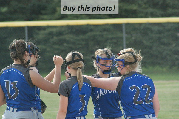 BBE fastpitch - Section 6A playoffs 05-24