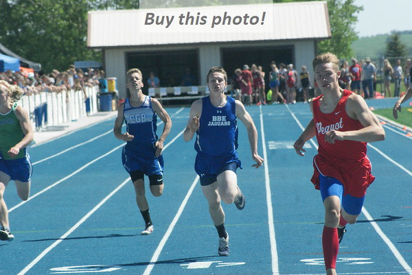 BBE track and field at Section 6A 05-31