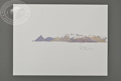 Cape Mitra, Svalbard | 11.9.2016. | Måns Sjöberg.