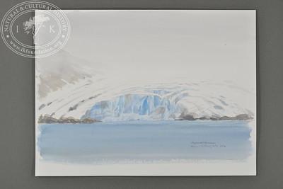 Havhestbreen, Svalbard | 6.9.2016 | Måns Sjöberg.