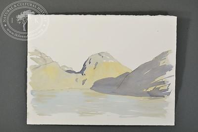 View from Postholmen, Svalbard | September 2016. | Måns Sjöberg.
