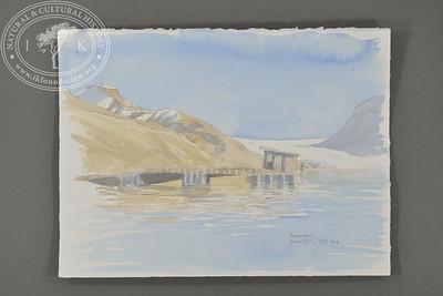 Pyramiden, Svalbard | 12.9.2016. | Måns Sjöberg.