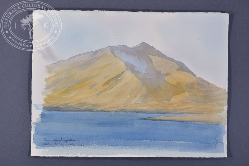"""Reinhardpynten, Svalbard 