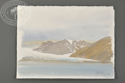 "Bellsund, Svalbard | 5.9.2017 |  ""I want to convey what I see with immediacy and simplicity to make the viewer feel present on the Arctic scene."" 