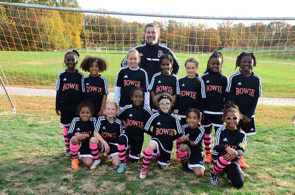 BBGC Girls Soccer