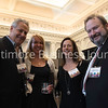 Mark Sapperstein of 28 Walker Development, Terry Anne Hearn of Commercial Settlement Services, Stacy Sapperstein & Howard Perlow of Residential Commercial, at BBJ RE Broker Bash at the Sagamore Pendry on Thursday, April 27