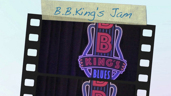 Joey George with Big Vince at B.B.King's Monday Jam in West Palm Beach, FL