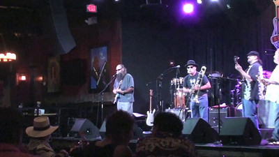 "Cover of Delbert McClinton's ""My Baby Told Me""  at B.B.King's Monday Jam in West Palm Beach, FL"