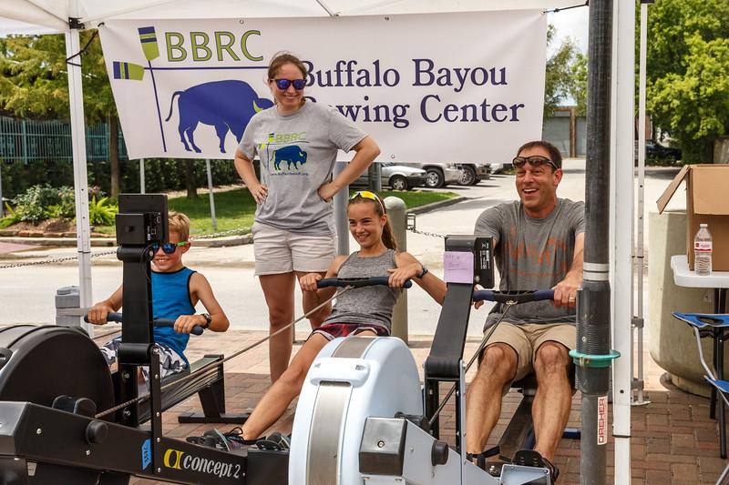 BBRC   Learn to Row Day   Reagan Rosemary