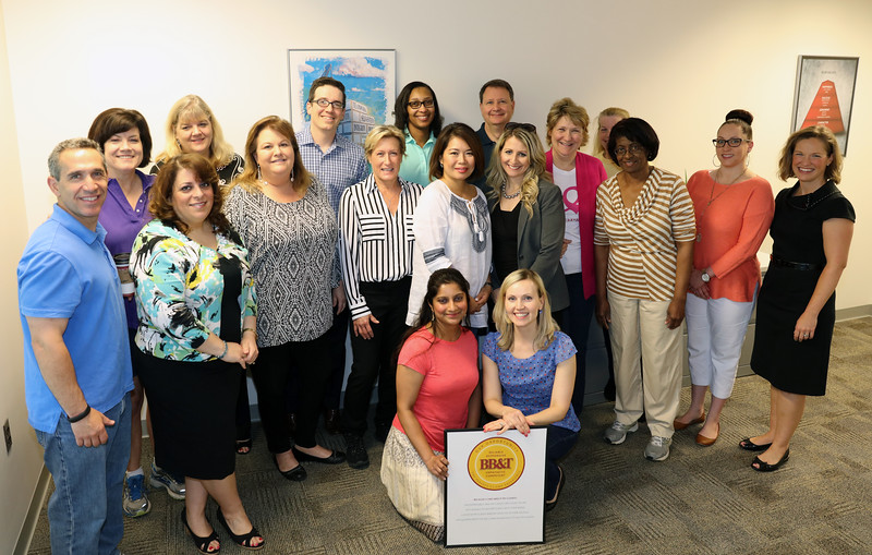 BB&T - FFX Co. Dept. of Family Services Baby Box