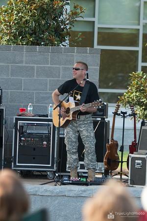 BB&T Amphitheatre - U.S. Army Field Band