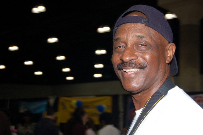 Michael Riddick, official Expo photographer could publish a book of extraordinary Expo photos. <br /> <br /> Photo by Isidra Person-Lynn