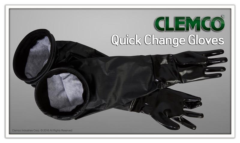 Quick Change Gloves