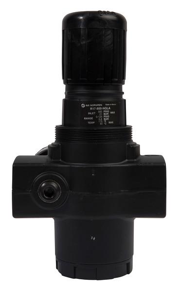 1 inch Pressure Regulator with Guage