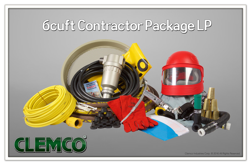 6 cuft Contractor LP Package
