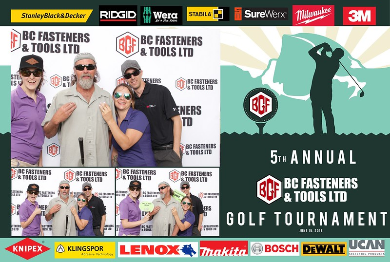 BC FASTENERS GOLF DAY