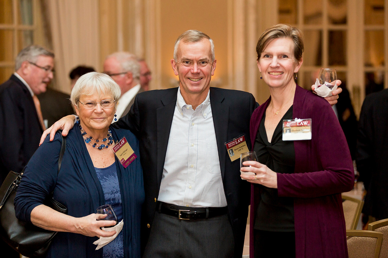 "November 4, 2017 -- Boston College Law School Reunion Weekend at the Fairmont Coplely Hotel, Boston, MA. Photo by Caitlin Cunningham ( <a href=""http://www.caitlincunningham.com"">http://www.caitlincunningham.com</a>)."