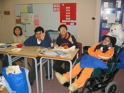 <b>Dec. '06: My Practicum Students</b>