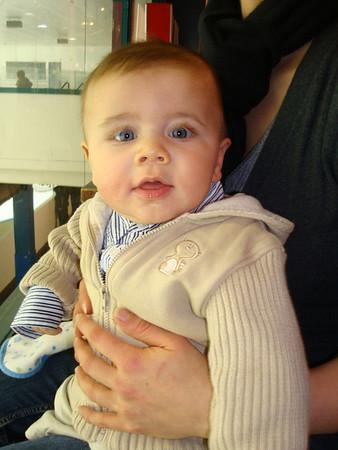 <b>June-Dec. '08: Liss & Kyle's Baby Brandon</b>