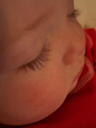 <b>Mar. '07: Baby Robyn @ 5 & 6 months old</b>