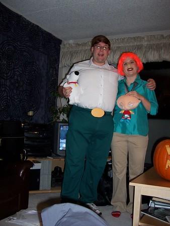 Oct. '05: Halloween Hoopla!