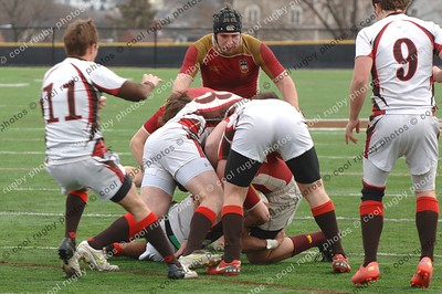 Boston College vs Brown Rugby 3/15/13