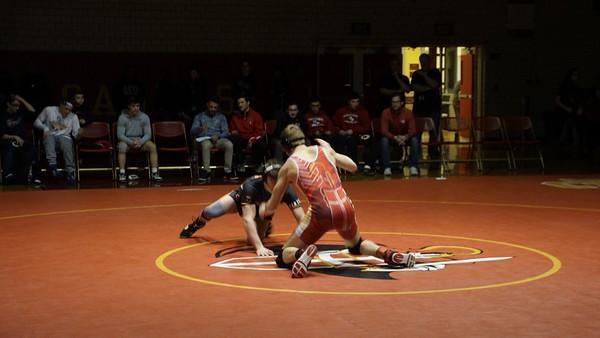 BC Hosts Dist Wrestling Tourney