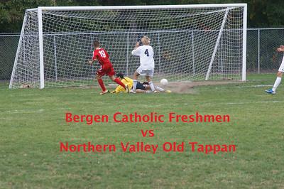BC freshmen vs NVOT