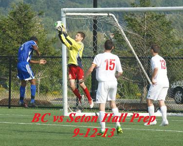 BC vs Seton Hall Prep Frosh