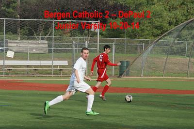 BC vs DePaul JV 10-14