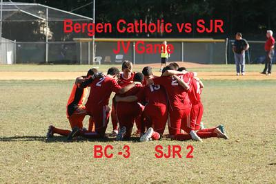 BC vs SJR JV 9-22-14