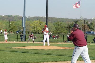 BC vs DBP 4-27-16 Baseball