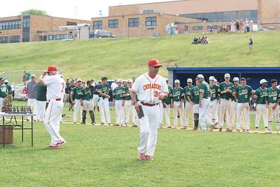BC vs SJR Baseball County Final 2016