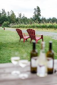 Fraser Valley Wine Region. British Columbia