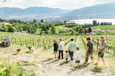Naramata Bench Wine Region, Okanagan Valley