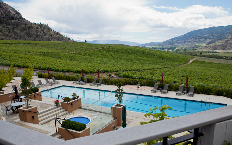 Burrowing Owl Vineyards, Oliver, BC
