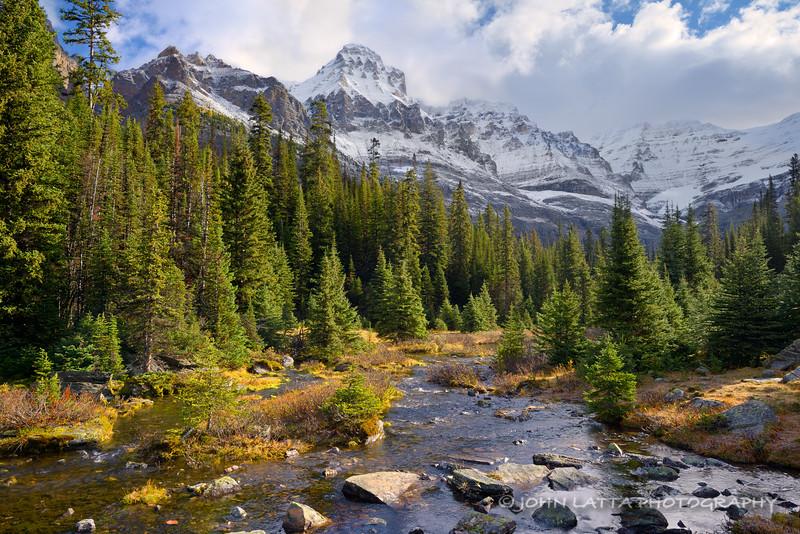 Mount Huber
