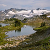 Lakes at Caribou Creek Headwaters