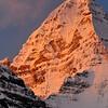 Mount Assiniboine Alpenglow