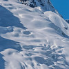 Icefall on Mount Butters