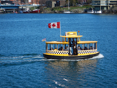 Water Taxi, Victoria