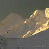 Sunrise, Mount Balder