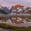 Lake of the Hanging Glacier