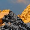Mount Magog and Mount Assiniboine