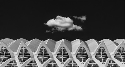 Harold Hall Calatrava Cloud AA19 MMA